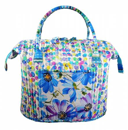 Aunties Two Patterns - Poppins Bag