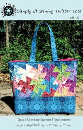Simply Charming Twister Tote