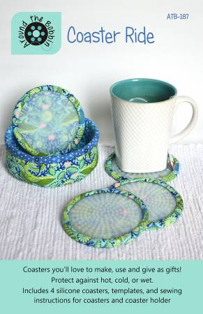 Coaster Ride pattern by Around the Bobbin