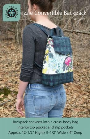 Izzie Convertible Backpack