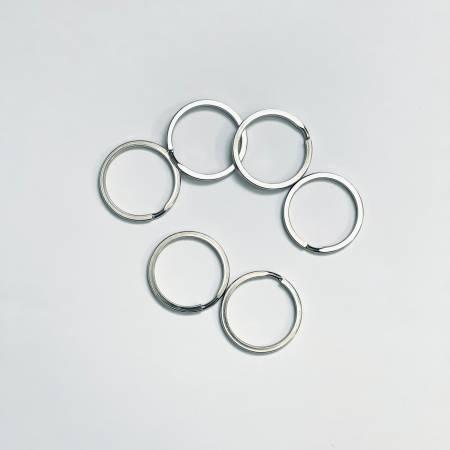 Split Rings 30mm (6 pack)