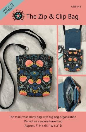 Zip and Clip Bag