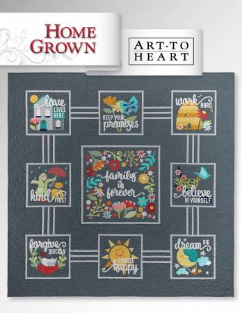 Home Grown Pattern Book