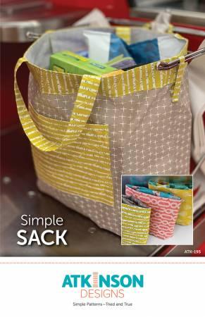 Simple Sack Bag (Atkinson Design)