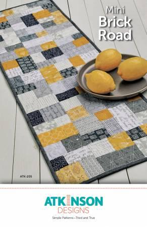 Mini Brick Road ATK205 pattern
