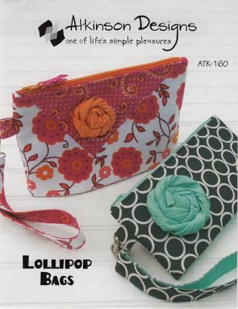 Atkinson Designs Lollipop Bags Pattern