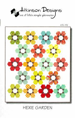Hexie Garden Pattern