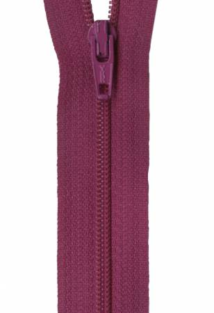 ATKINSON ZIPPER Raisin 14in