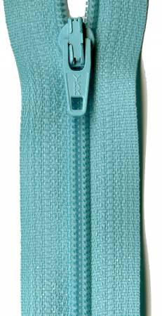 14 YKK Zipper 351 Misty Teal