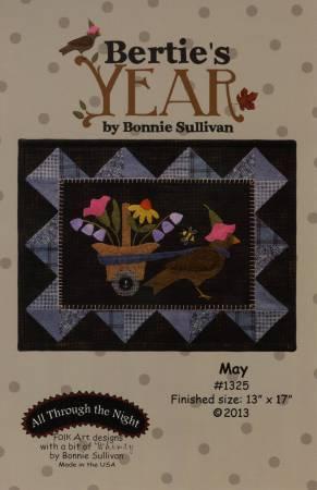 Bertie's Year - May