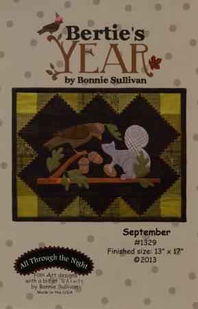 Bertie's Year - September