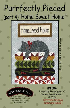Purrfectly Pieced Set of 5