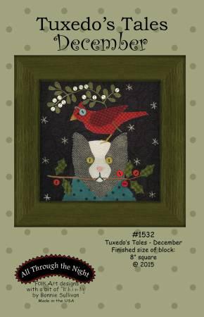 Tuxedo Tales, December - All Through The Night