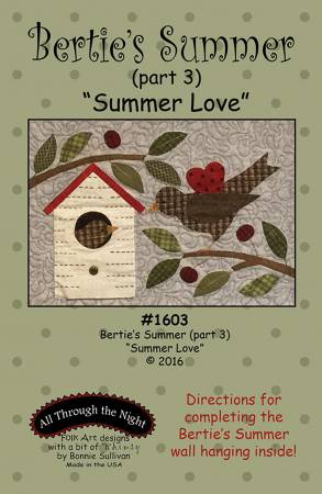 Bertie's Summer 3 Summer Love