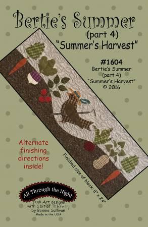 Bertie's Summer Pt 4 Summer Harvest