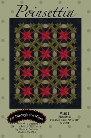 Poinsettia Quilt Patternn