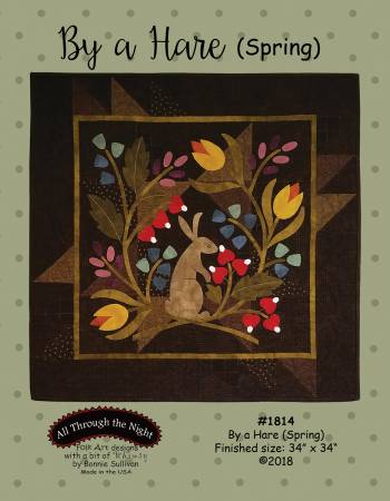 By a Hare Quilt Kit