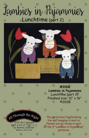 Lambies in Pajammies Part 2