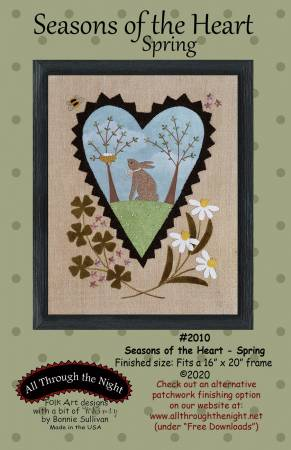 Seasons of the Heart Spring