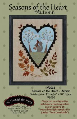 Seasons of the Heart Autumn