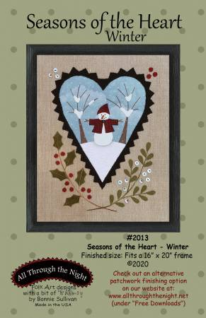 Seasons of the Heart Winter