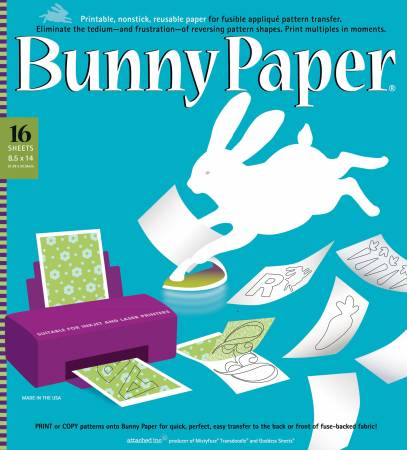 Bunny Paper 8-1/2in x 14in 16ct