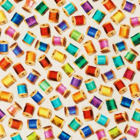Sewing Emporium Rainbow Thread