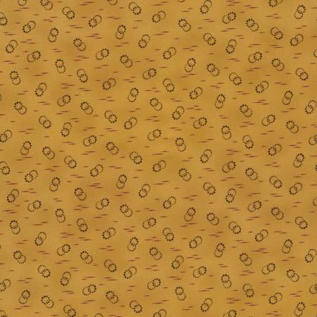 Homestead Harvest Dots Gold AUJ-20157-133