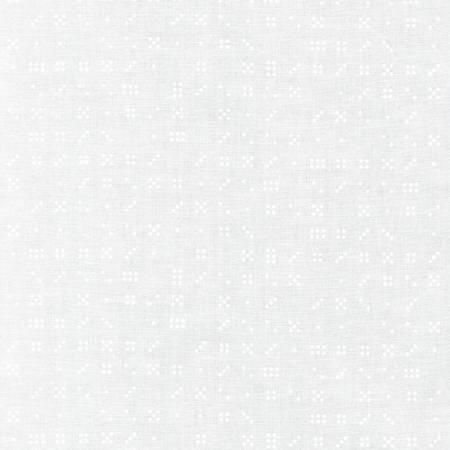 White Modern Geo Classic