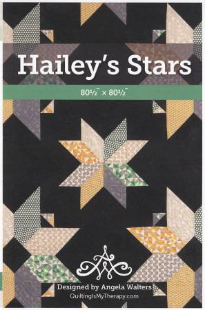 Hailey's Star Quilt Pattern