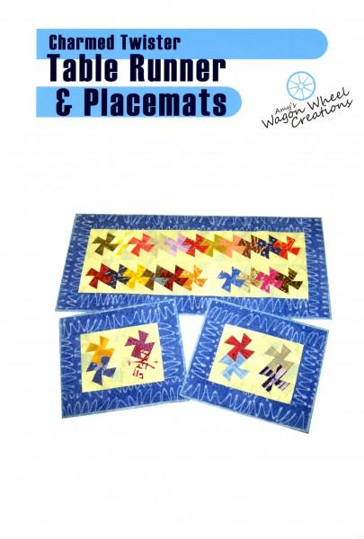 Charmed Twister Table Runner & Placemats