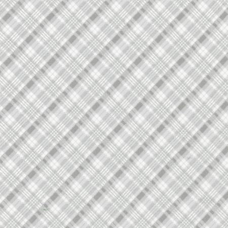 Winters Grandeur 9 - Plaid Frost Christmas w/Metallic