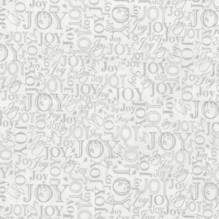 Winters Grandeur 9 - Words Frost Christmas w/Metallic