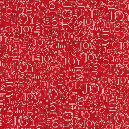RK Words Scarlet Christmas w/Metallic AXBM2008293
