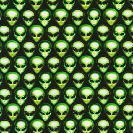 Onyx Alien Heads