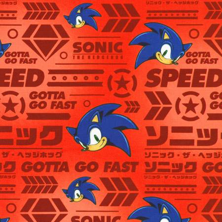 Red Sonic the Hedgehog