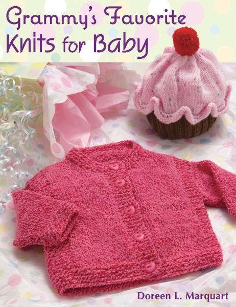 Grammy's Favorite Knits For Baby