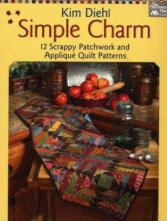 Simple Charm by Kim Diehl- Softcover