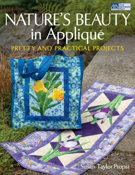 Nature's Beauty in Applique - Softcover