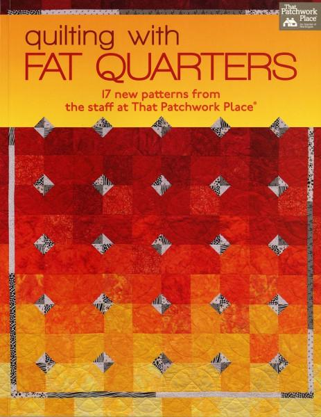 Quilting with Fat Quarters - Softcover
