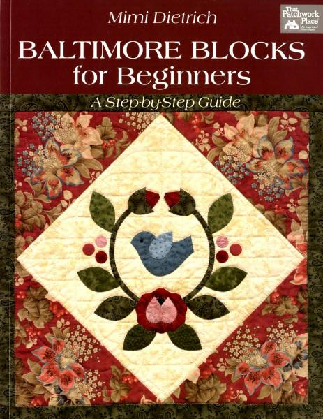 Baltimore Blocks for Beginners - Softcover