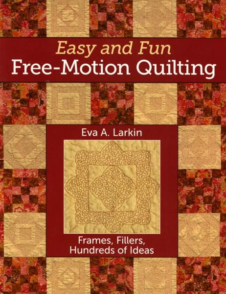 Easy and Fun Free-Motion Quilting - Softcover