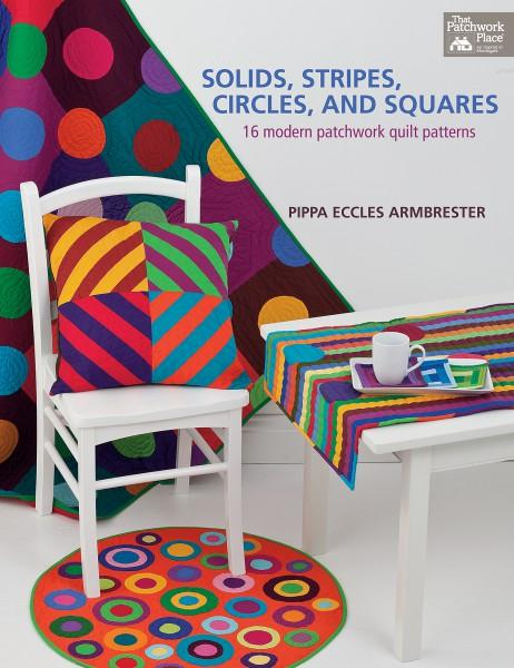 Solids, Stripes, Circles, and Squares - Softcover