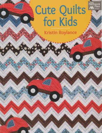 Cute Quilts for Kids - Softcover