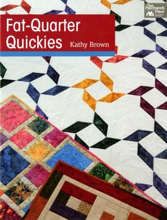 Fat Quarter Quickies - Softcover