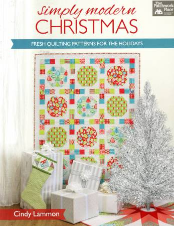 A Simply Modern Christmas - Softcover