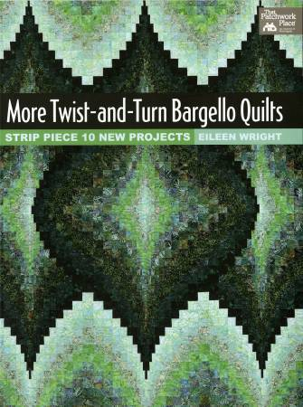 More Twist and Turn Bargello - Softcover