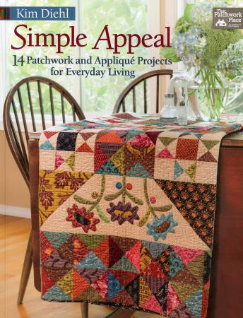 Simple Appeal - Softcover, Kim Diehl