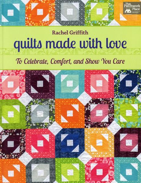 Quilts Made With Love - Softcover