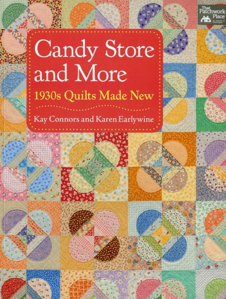 Candy Store and More - Softcover